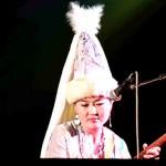 Ensemble Keremet (Kirgistan) Foto: Henk Postma