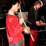 Walter Schulz and Tom Bienzle  (Shruti Box, Germany)