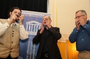 Unesco Urkundenverleihung